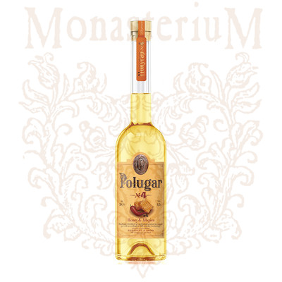 Vodka-Polugar-N.-4-Honey--Allspice