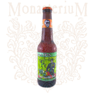 Day Of The Dead Ipa   Hop On Or Die