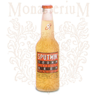 Sputnik   Vodka Beer