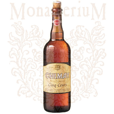 Chimay   Cinq Cent   (Tappo Bianco)