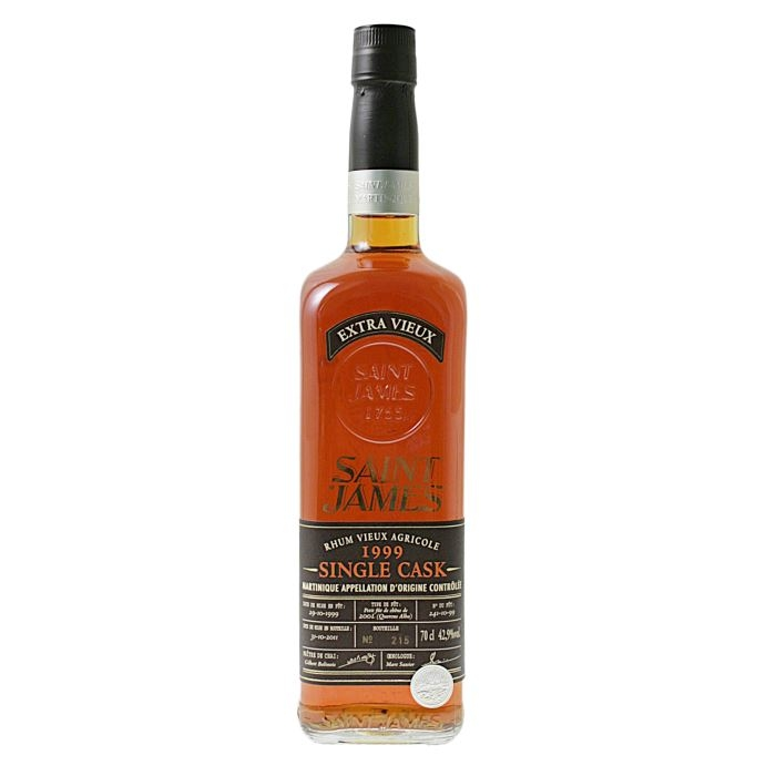 Saint-James-Hors-D'age-Single-Cask-1998