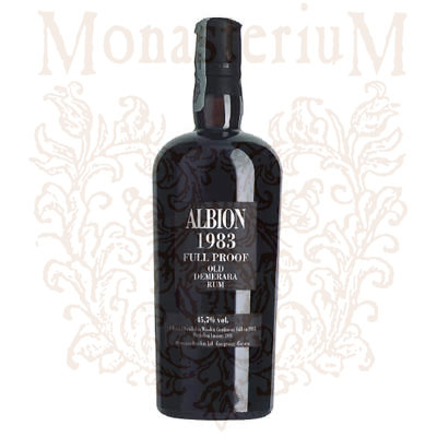 Demerara-Distillers-Rum-Albion-1983-Full-Proof