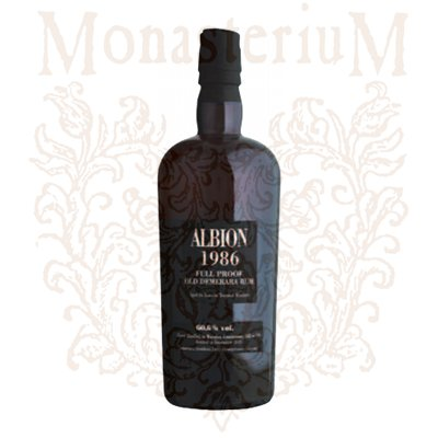 Demerara-Distillers-Rum-Albion-1986-Full-Proof