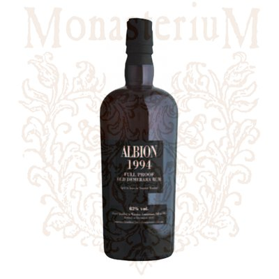 Demerara-Distillers-Rum-Albion-1994-Full-Proof