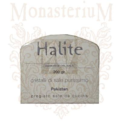 Halite-Diamante-del-Sale-vasetto-gr.-200,-in-grani